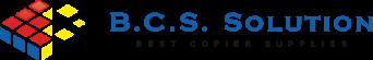 B.C.S. Solution - Consommables pour matériel d'impression